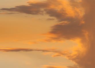 Texture clouds sunset sunrise.