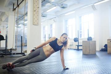 Sport on the floor