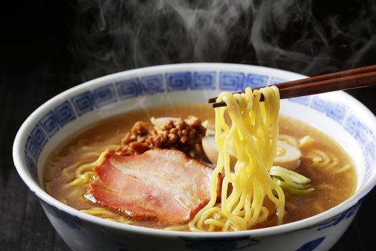 みそラーメン Japanese Ramen noodles