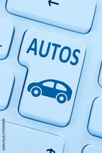 auto fahrzeug autos kaufen verkaufen online computer blau web stockfotos und lizenzfreie. Black Bedroom Furniture Sets. Home Design Ideas