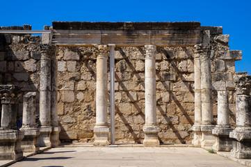 Tiberias, Roman Empire Era Remains, Israel.