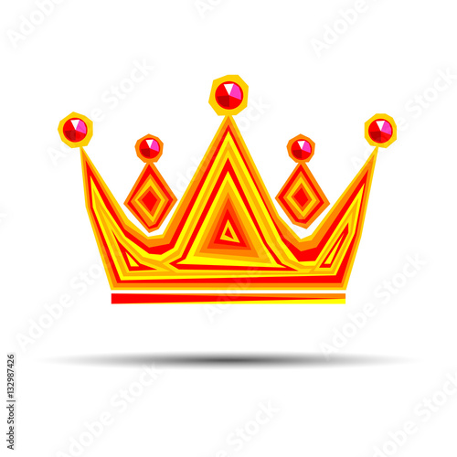 Queen And King Crown Symbol crown royal que...