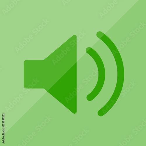 Icon - Lautsprecher - Musik\