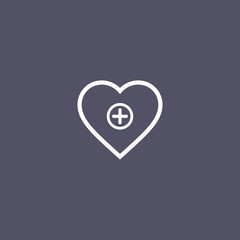 heart icon design