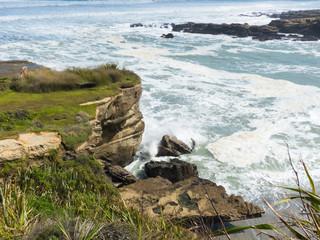 Pancake Rocks Paparoa Nationalpark Neuseeland