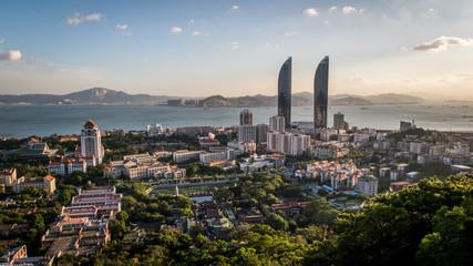 View of Xiamen University