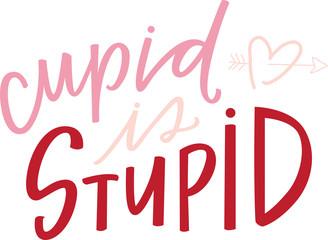 Cupid is Stupid