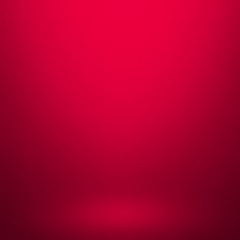 Abstract gradient pink, used as background for display your products - Vector