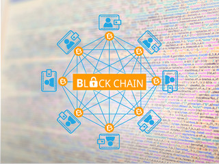 Block chain network, a cryptographically secured chain , Bitcoin
