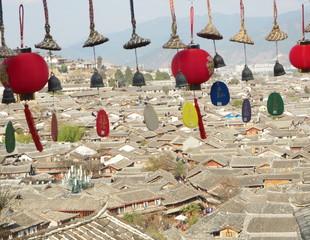 Old town Lijiang.
