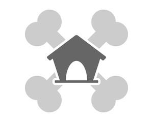 pet house bone