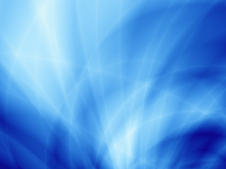 Fantasy storm bright blue wallpaper background