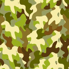 seamless pattern protective coloration Military Defender