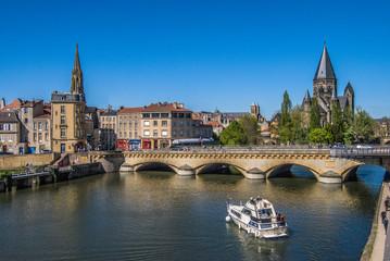 Metz, Vue générale