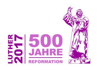 500 Jahre Reformation, Martin Luther