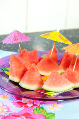 Water melon for party