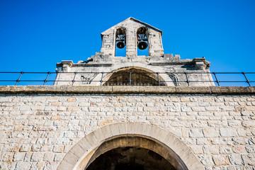 Chapelle Saint-Nicolas sur le Pont d'Avignon, on y danse !