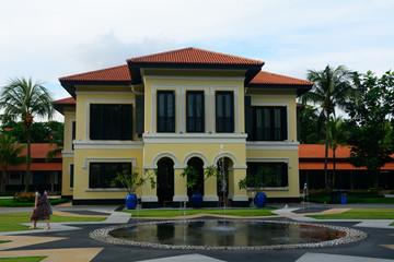 Former palace of Johor Sultan, Singapore