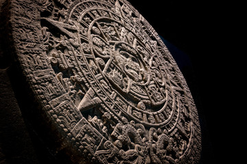 Piedra del Sol Wall mural