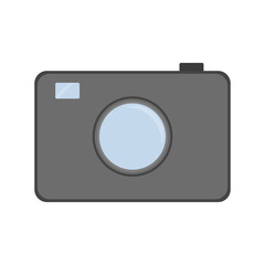 photo camera picture image icon vector illustration eps 10