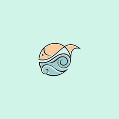 Fish tribal