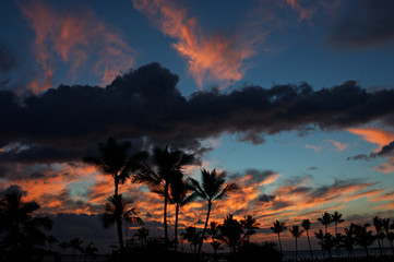 Big Island Sunset