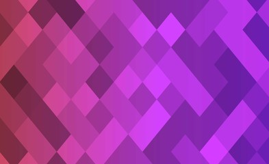 Abstract Gradient Dark Red to Violet Geometric Rectangular Background