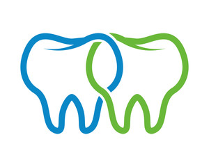 twin tooth icon