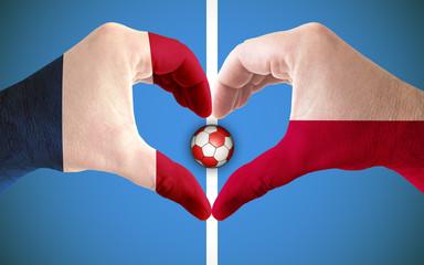 France vs Poland Handball World Championship