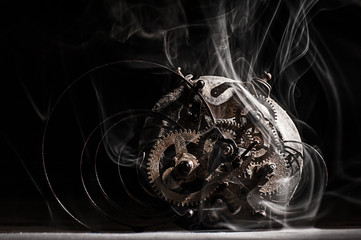 cogwheel mechanism