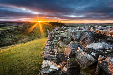 Hadrian's Wall, Northumberland