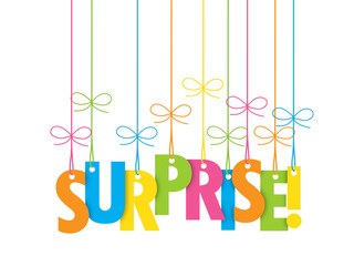 Expression Of Surprise  Letters