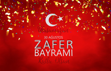August 30, Victory Day, Turkey