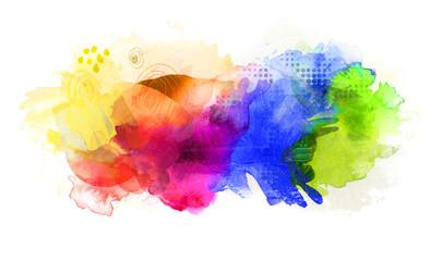 farben verlauf texturen regenbogen