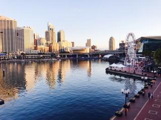 Hafen in Sydney