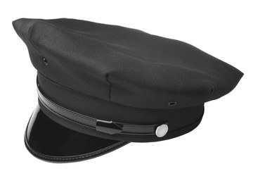 American police hat