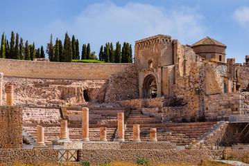 Roman Amphitheater at Cartagena