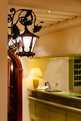 Hotel - Interieur