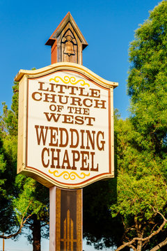 Wedding Chapel - Las Vegas