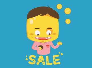 guy on sale wants buy