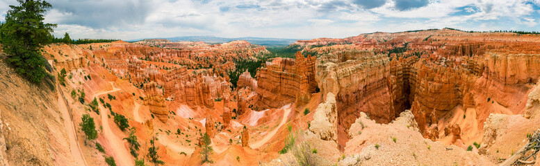 Desert canyons and gorges