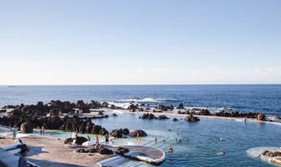 Île de Madère : Piscine naturelle de Porto Moniz