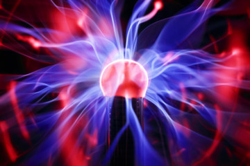 Plasma ball energy