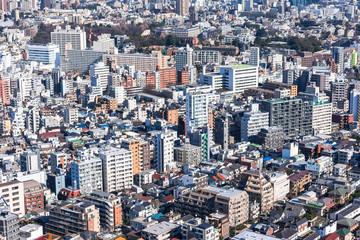 東京 住宅地イメージ
