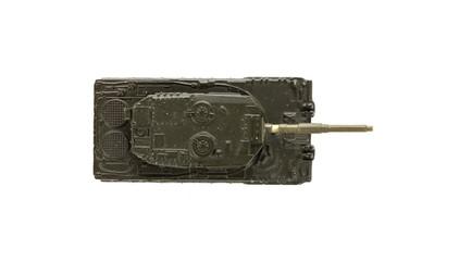 model of tank