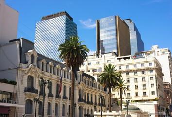 Santiago de Chile- mixed architecture- VIII -