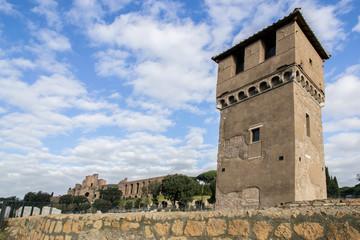 Torre della Moletta, Circo Massimo, Roma