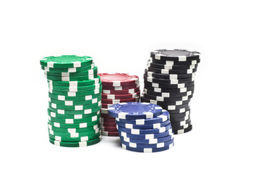 chips, poker, casino,