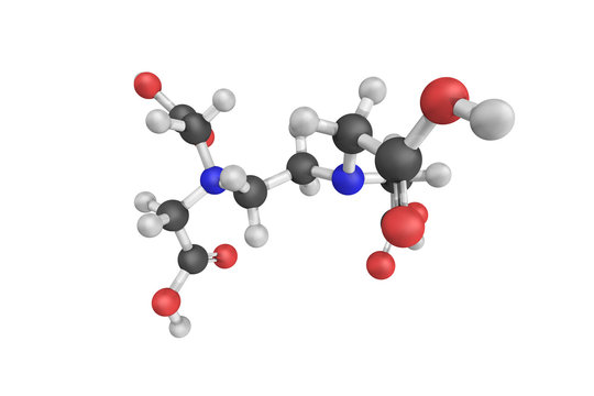 Edetate disodium (EDTA) is a chelating agent. A chelating agent