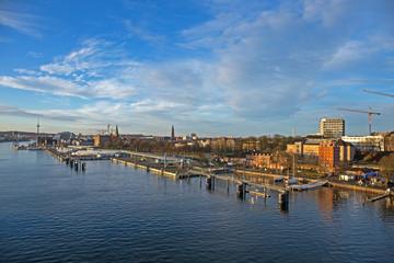 Kiel, Hafen